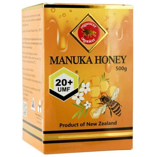 Organicer® UMF 20+ Manuka Honey 500g-0