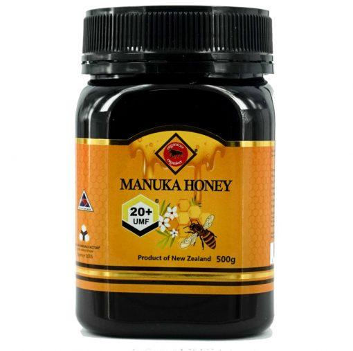 Organicer® UMF 20+ Manuka Honey 500g-666