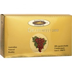 OCEAN KING® GRAPESEED 20000mg 3x100's gift pack-0