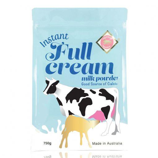 Organicer®Instant Full Cream Milk Powder-0
