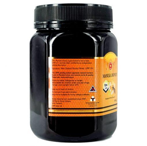 Organicer® UMF 10+ Manuka Honey 1kg-659