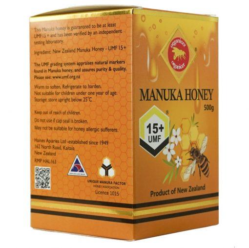 Organicer® UMF 15+ Manuka Honey 500g-662