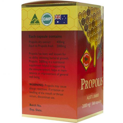 Organicer®PROPOLIS 2000mg 366's-240