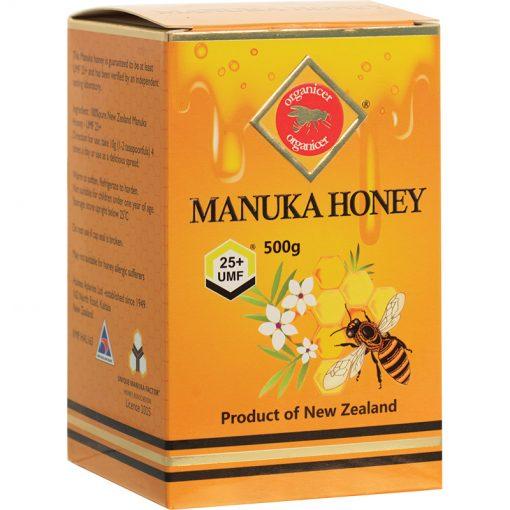 Organicer® UMF 25+ Manuka Honey 500g-0