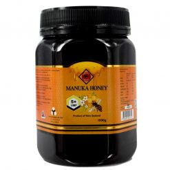 Organicer® UMF 5+ Manuka Honey 1kg-0