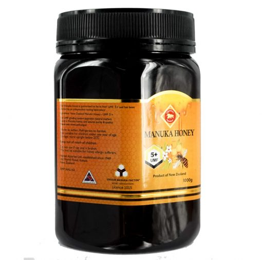 Organicer® UMF 5+ Manuka Honey 1kg-675