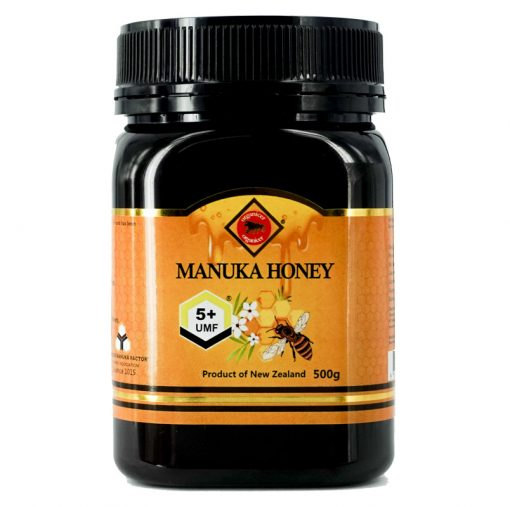 Organicer® UMF 5+ Manuka Honey 500g-661