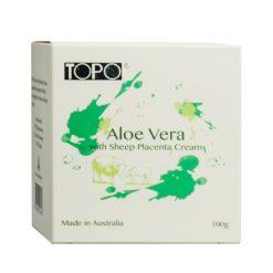 topo-aloe-vera-with-sheep-placenta-cream-100-gram-front