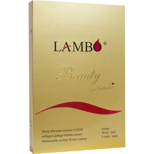 LAMBO® Beauty from Australia Sheep Placenta Serum 3x30ml Gift Pack-0