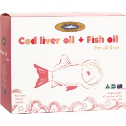 OCEAN KING® Cod Liver Oil + Fish Oil 6x30's gift pack-0