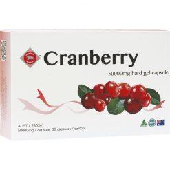 Organicer® Cranberry 50000mg hard gel capsule-0