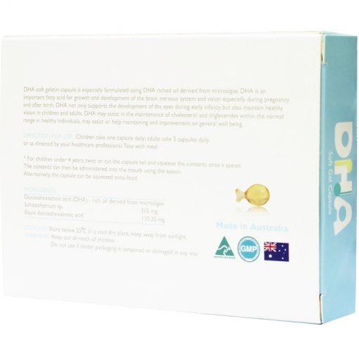 OCEAN KING® DHA soft gel capsule 6x30's gift pack-230