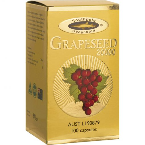OCEAN KING® GRAPESEED 20000mg 3x100's gift pack-196