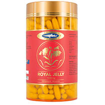 OCEAN KING® Royal Jelly 1000mg 366's-0
