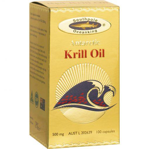 OCEAN KING® Antarctic krill oil 3x100's gift pack-576