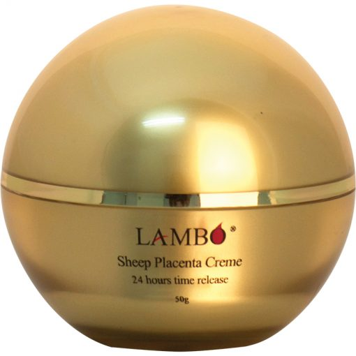 LAMBO® Sheep Placenta Creme 24 Hour Time Release 6x50g Gift Pack-454