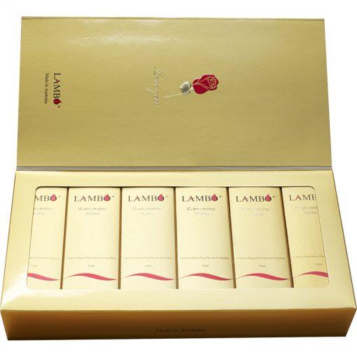 LAMBO® Rejuvenating Serum 6x50g gift pack-444