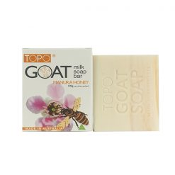 TOPO® Goat Milk Soap Bar Manuka Honey 100g-0