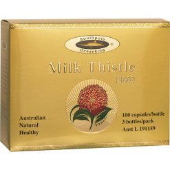 OCEAN KING®Milk Thistle 13000 3x100's gift pack-0