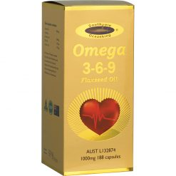 OCEAN KING® Omega 3-6-9 Flaxseed Oil 188's-0