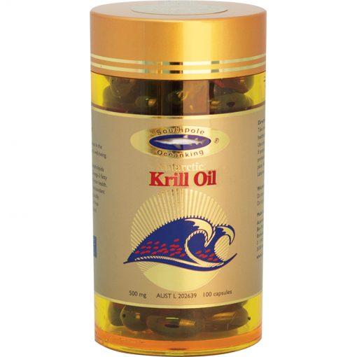 OCEAN KING® Antarctic krill oil 3x100's gift pack-173
