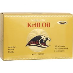 OCEAN KING® Antarctic krill oil 3x100's gift pack-0