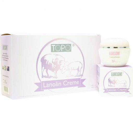 TOPO® LANOLIN CREAM 6x80g Gift Pack-0