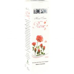 TOPO® Rose Hand Creme 125ml-0
