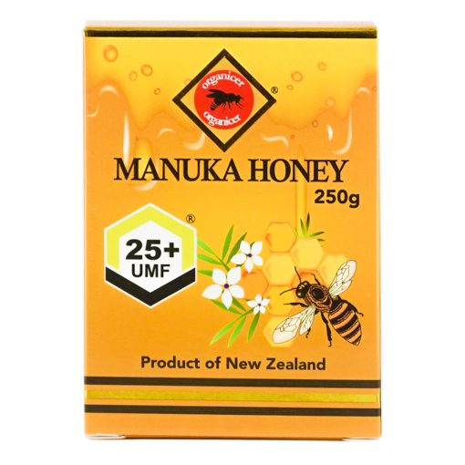 ORGANICER® UMF 25+ MANUKA HONEY250G-775