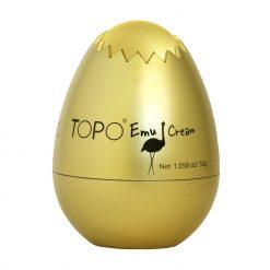 topo-emu-cream-egg-front-side