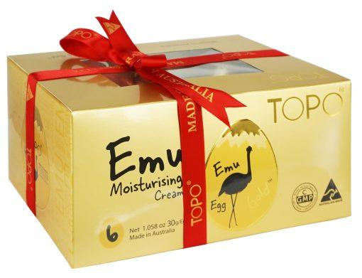 TOPO® EMU CREAM EGG x6 pack-0